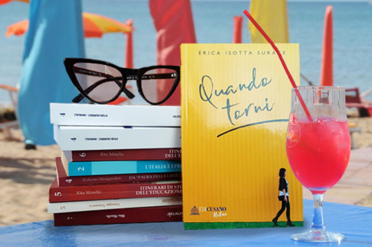"""""""Quando torni"""", un romanzo romantico anticonvenzionale!"""