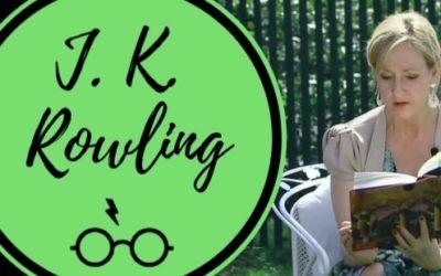 JK Rowling: il grande successo della scrittrice di Harry Potter!