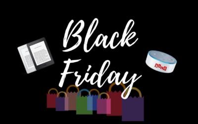 Black Friday: Offerte Imperdibili per gli Amanti della Lettura!
