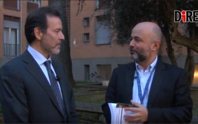 """Intervista al prof. Gabriele Serafini autore del libro """"Elementi di Storia del Pensiero Economico"""""""
