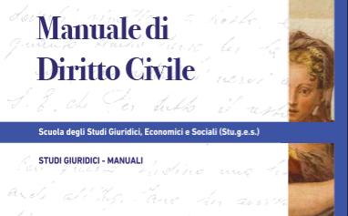 Il Manuale di Diritto Civile: prefazione del prof. Bruno Cucchi.