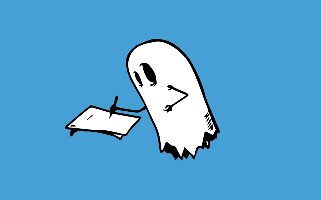 Cos'è il Ghostwriting? Cosa fa un Ghostwriter?