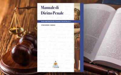 Prefazione al Manuale di Diritto Penale