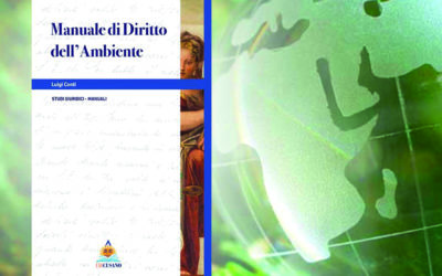 Manuale Diritto dell'Ambiente: intervista al prof. Luigi Conti