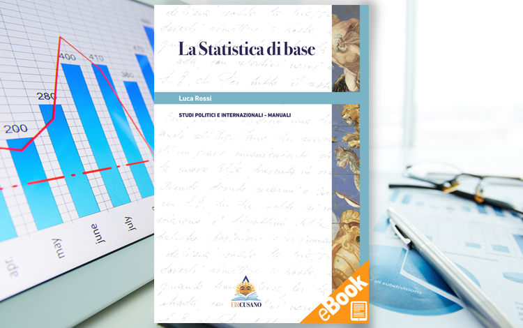 """Manuale """"La statistica di base"""": intervista al prof. Luca Rossi"""