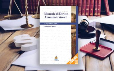 Manuale di Diritto Amministrativo: intervista al prof. Paolo Tanda