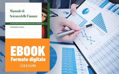 Scienza delle Finanze: un manuale per capire la crisi economica attuale