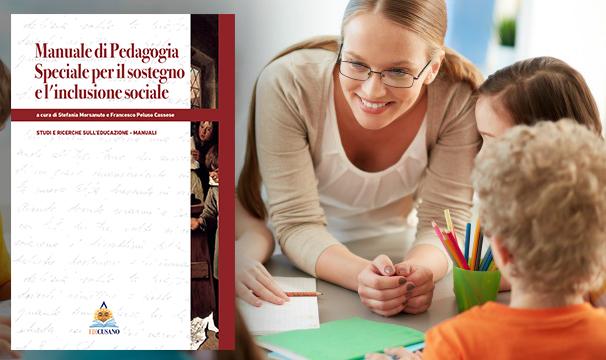 Pedagogia Speciale: intervista alla prof.ssa Stefania Morsanuto, autrice del manuale