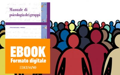 Psicologia dei gruppi: online il manuale di Edicusano