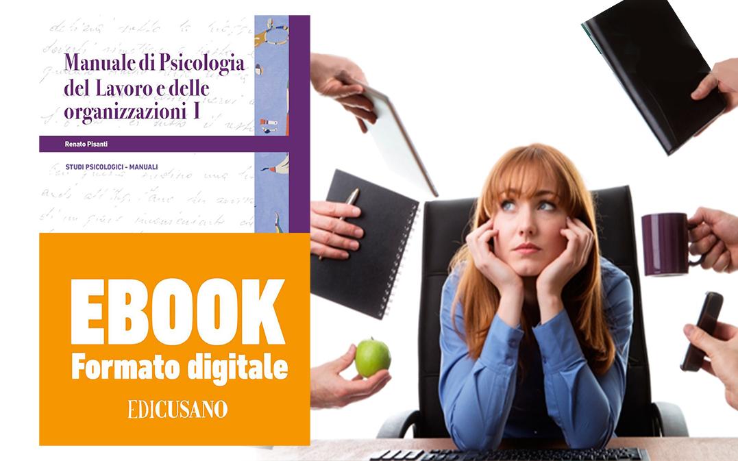 Manuale di Psicologia del Lavoro: intervista all'autore prof. Pisanti