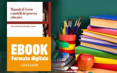 Teorie e Modelli dei Processi Educativi, la parola all'autrice prof.ssa Rita Minello